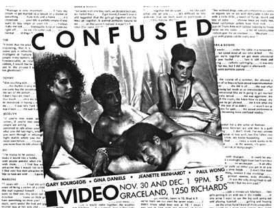 1986 OnEdge Productions - Confused